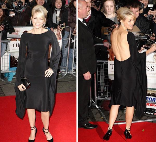 Naomi Watts presenta Lo Imposible en Londres