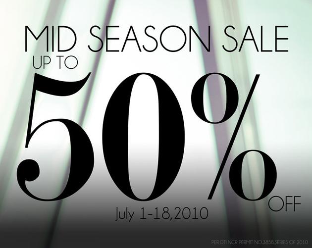 Estamos a mitad de temporada, eso significa ¡¡rebajas!!