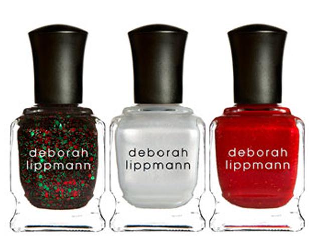 Deborah Lippmann y su otra colección colección de esmaltes navideños