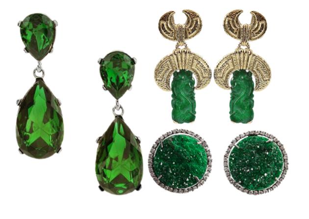Imprescindibles: Pendientes esmeralda