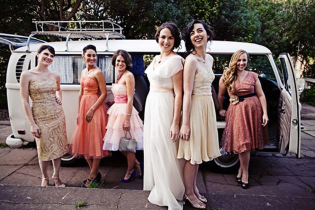 Marcas vestidos novia vintage