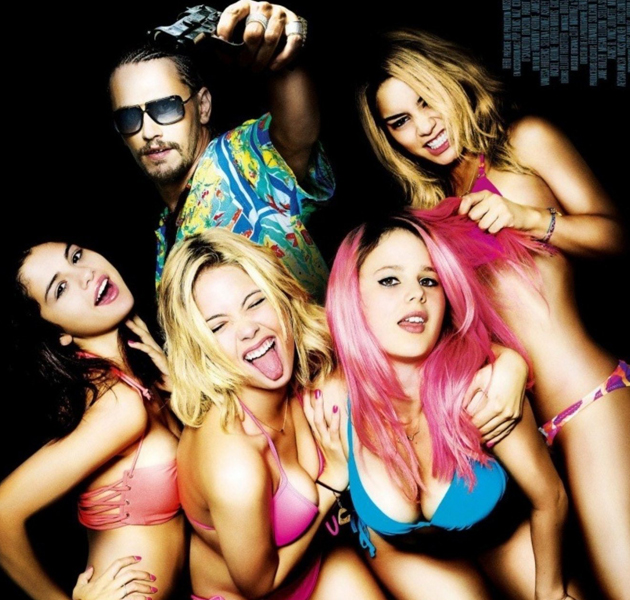 Las chicas Disney se despendolan en Spring Breakers