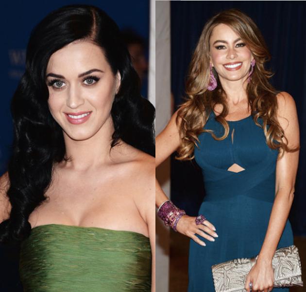 Maquillajes Y Peinados Vistos En Los Premios Grammy 2013