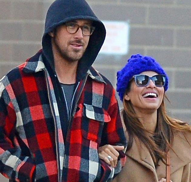 Ryan Gosling hasta las narices de que Eva Mendes ande desnuda