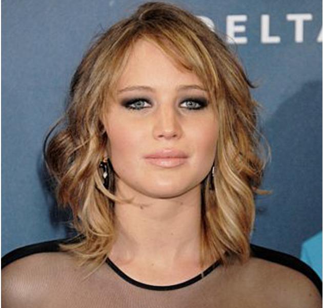 Jennifer lawrence se corta el pelo y apuesta por la media - Peinados melena corta ...