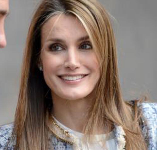 Letizia Ortiz, fan de la ropa low cost, se vuelve a vestir de Mango
