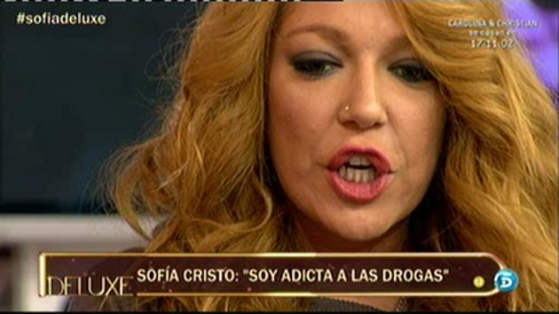 Oh lala, la  Pedroche,  el tópic  del  #teamatabal - Página 4 Sofia_drogas