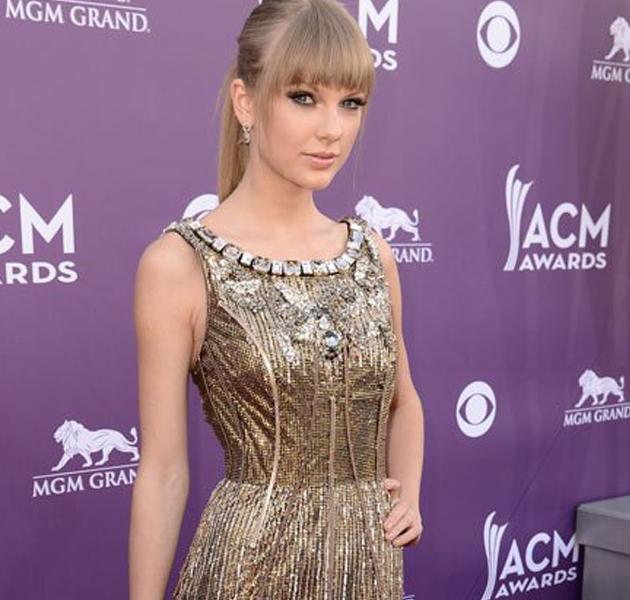 Taylor Swift, la mejor vestida en los premios ACM