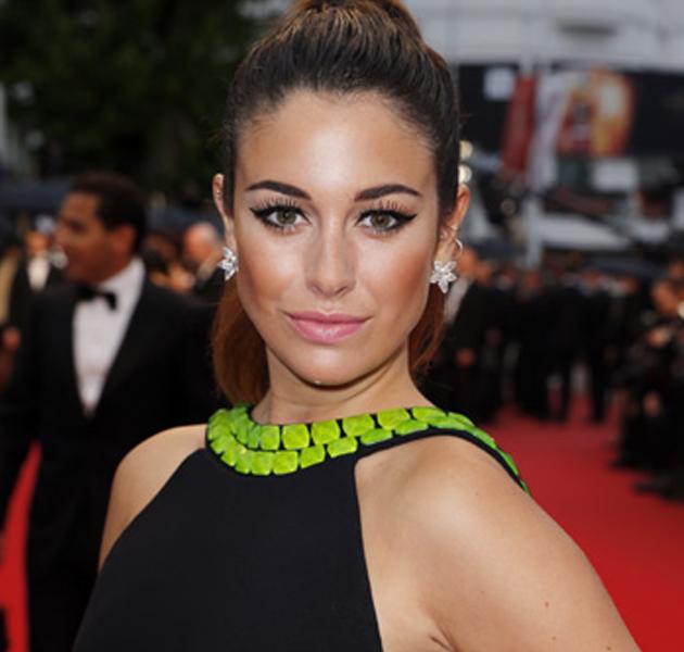 Blanca Suárez, espectacular, en la alfombra roja del Festival de Cannes