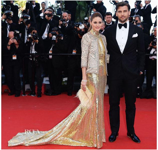 Olivia Palermo, dos looks diferentes en Cannes