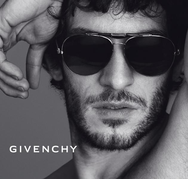 Quim Guitiérrez, el nuvo rostro de Givenchy