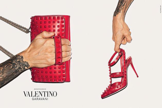 Terry Richardson protagoniza la campaña de Valentino de manera, casi, involuntaria