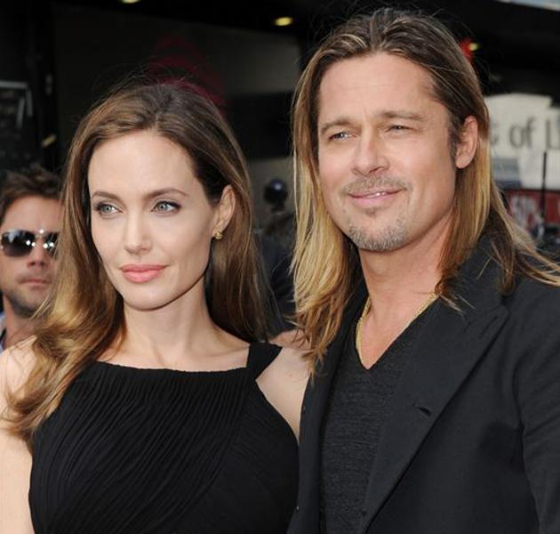 Angelina Jolie reaparece tras su doble operación de pecho