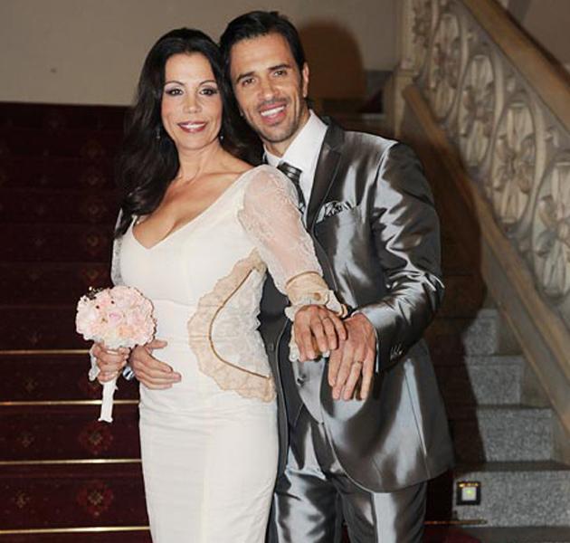 Toñi Salazar se separa de su marido Roberto Liaño