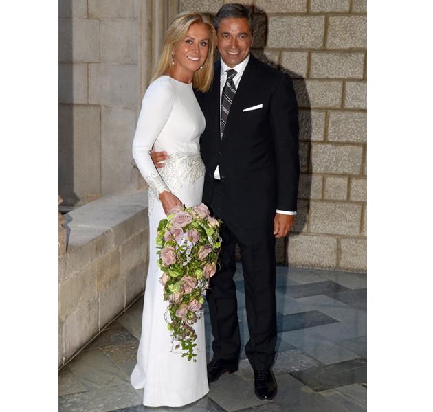 Andrej Peijic se viste de novia para Rosa Clará | Estarguapas