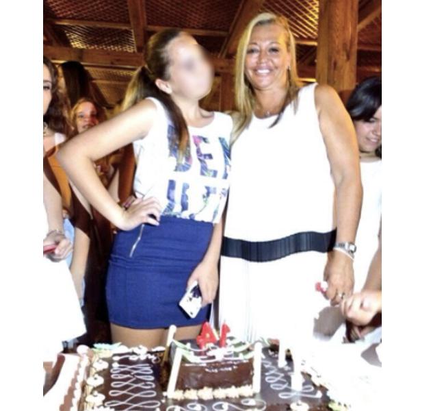 Belén Esteban celebra el cumpleaños de su hija