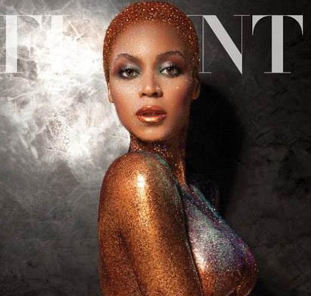 Beyonce se desnuda para Flaunt
