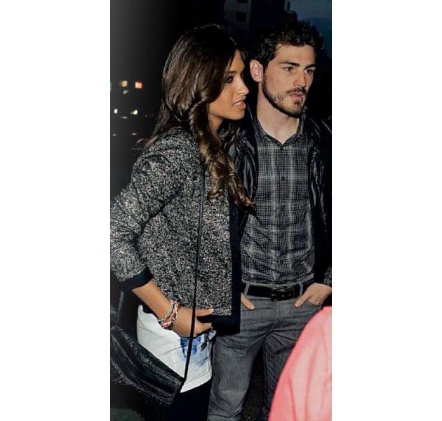 Sara Carbonero e Iker Casillas, rumores de embarazo