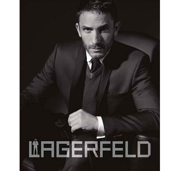Karl Lagerfeld contrata a su guardaespaldas como modelo