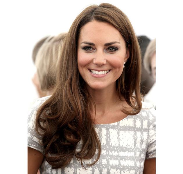 Los secretos de belleza de Kate Middleton