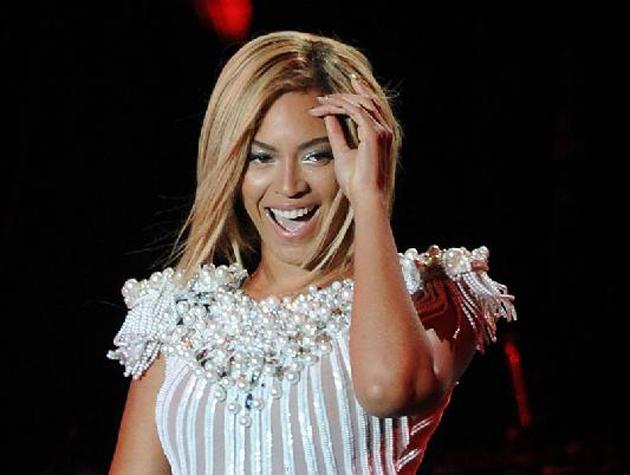 Beyoncé con nuevo corte de pelo, un bob