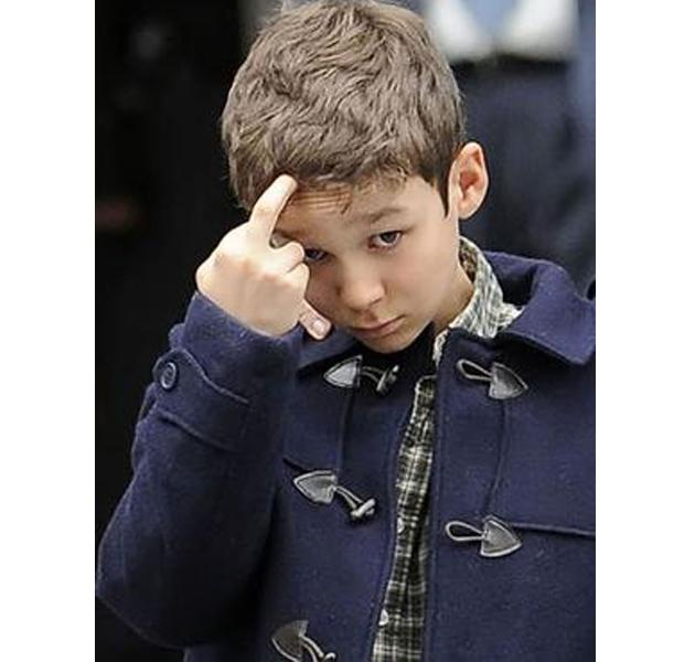 Froilán amenaza a Pablo, el hijo de la infanta Cristina