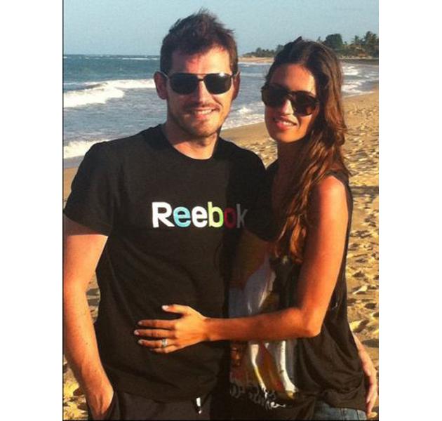 Sara Carbonero e Iker Casillas están esperando un niño