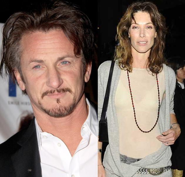 Sean Penn en Ibiza con Cristina Piaget