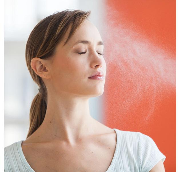 ¿Para qué sirven los sprays de agua?