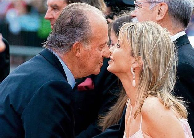 """Corinna del Rey: """"Es un anciano que lucha por su salud"""""""