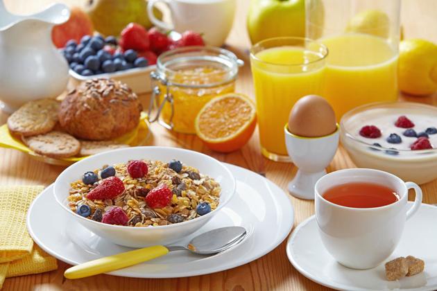 Desayunar adelgaza