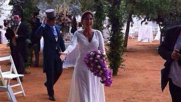 Fotos de la boda de Francisco Rivera y Lourdes Montes
