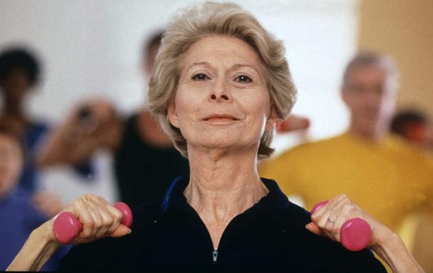 La menopausia nos hace engordar