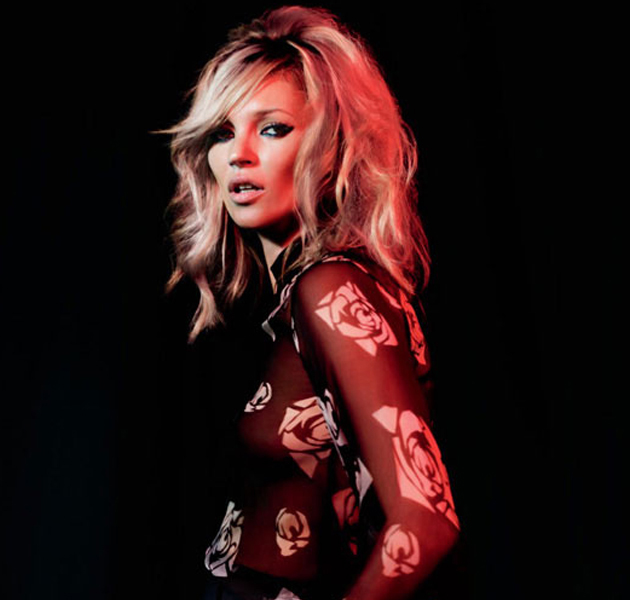 Kate Moss diseñará una colección para Topshop