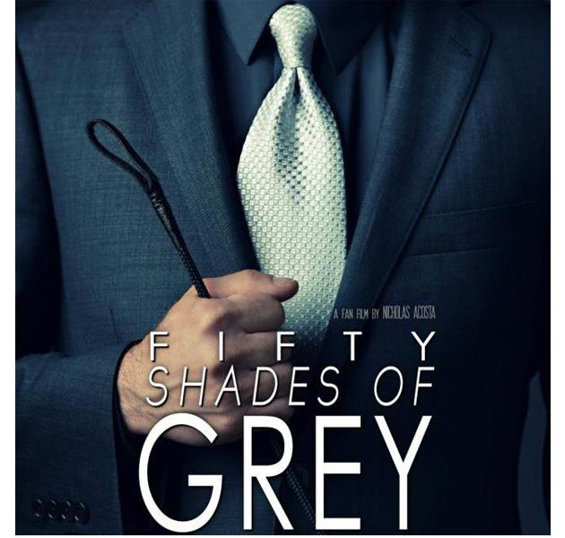 Los mejores trailers y posters de 50 Sombras de Grey hechos por fans.