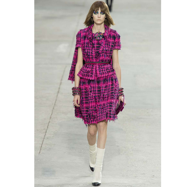 Nueva colección de Chanel primavera 2014