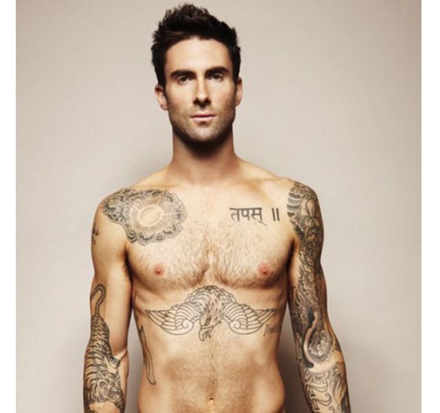 Adam Levine el hombre más sexy para People
