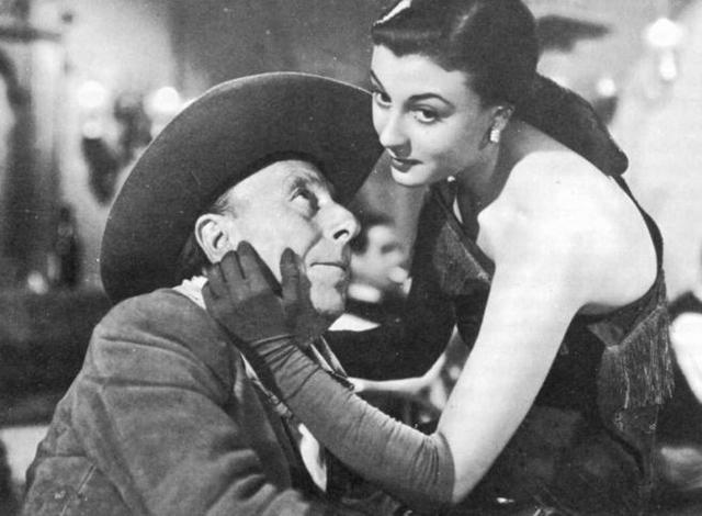Muere Lolita Sevilla de Bienvenido Mr. Marshall