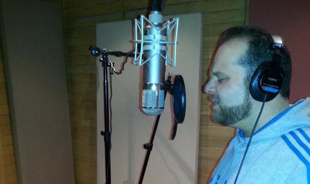 David Barrull de La Voz ya está grabando su primer disco