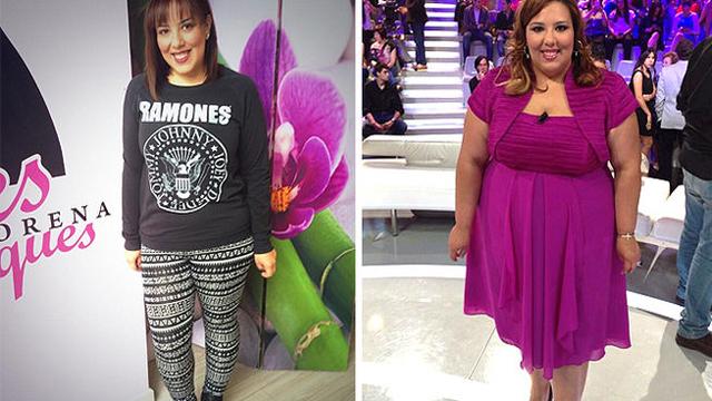 Lorena de GH14, delgada tras perder 45 kilos