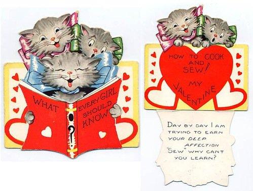 Las peores felicitaciones de San Valentín