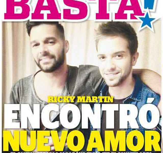 ¿Pablo Alborán es gay y sale con Ricky Martin?