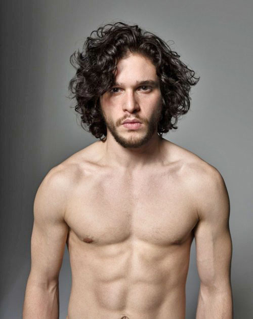 Fotos hot de Kit Harrington, Jon Snow en Juego de Tronos