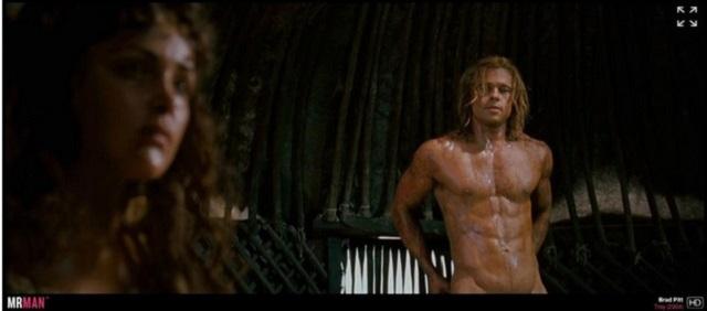 Actores desnudos integralmente en las escenas de cine más hot