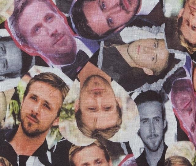 Camisetas de Ryan Gosling en Primark