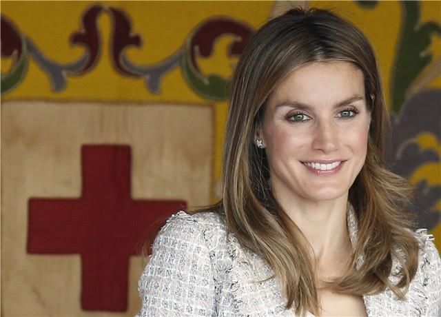 Letizia Ortiz, nueva reina de España
