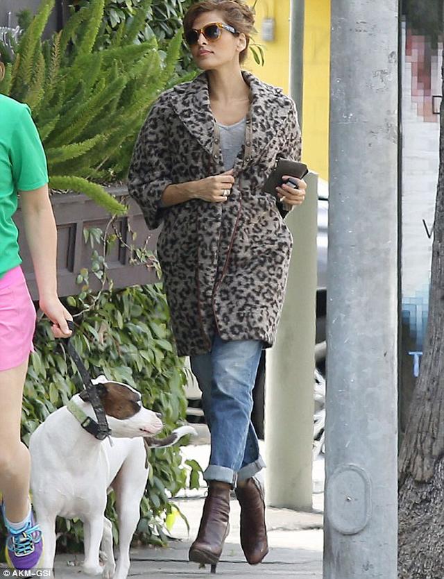 Eva Mendes, embarazada de Ryan Gosling