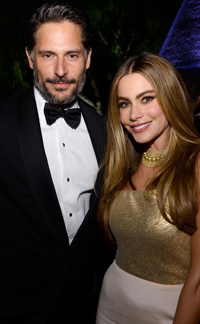 ¡Sofía Vergara y Joe Marganiello son pareja!