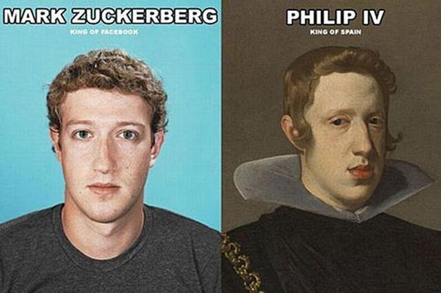 Las mejores imágenes de dobles antiguos de celebrities