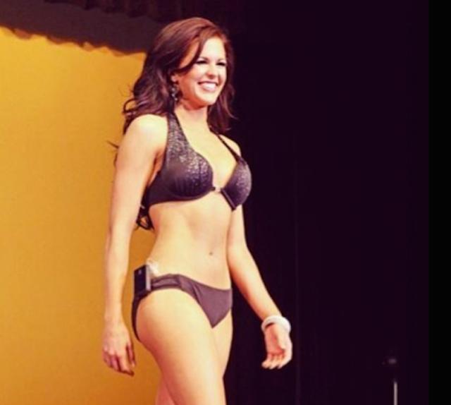 Una modelo diabética desfila con una bolsa de insulina y se convierte en Miss Idaho
